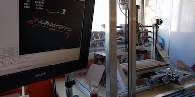 CNC-Fräsen für Einsteiger (2-teiliger Workshop)