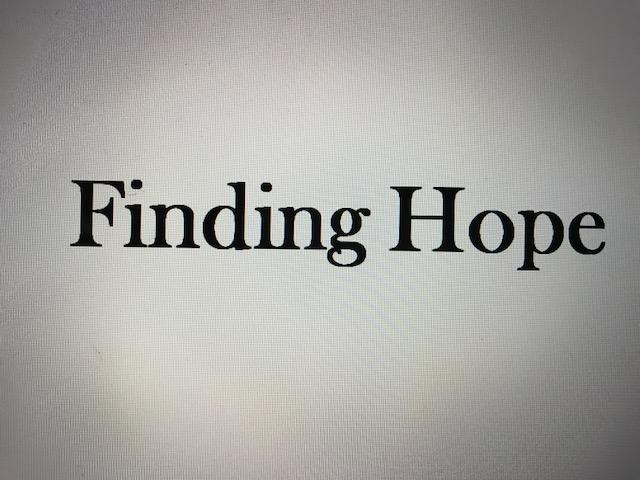 Finding Hope, A Farm-To-Table Suicide Prevent