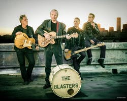 The Blasters, Big Sandy and His Flyrite Boys