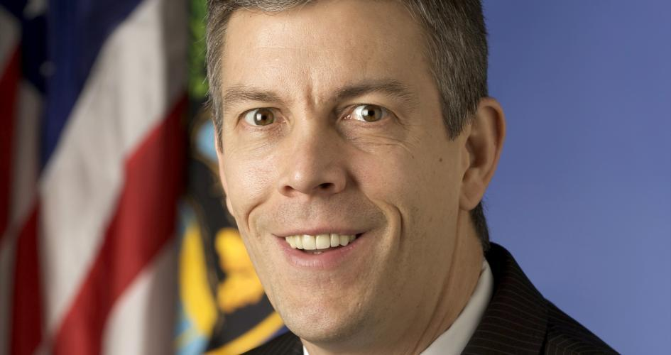 A Conversation with Arne Duncan - Washington, DC