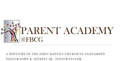 FREEDOM! Parent Academy 2018-2019
