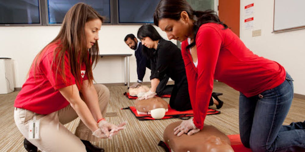 Cpr Certification Class Bls Tickets Multiple Dates Eventbrite
