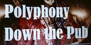 Polyphony Down the Pub Brighton (November 2017)