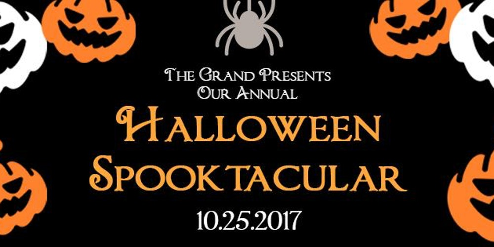 Halloween Spooktacular Tickets, Wed, Oct 25, 2017 at 6:00 PM ...