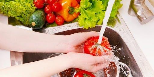 Safe Food Handling Certificate Training