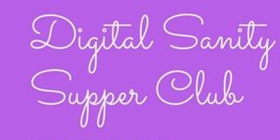 Digital Sanity SupperClub by TrainingMatchmaker.com at Malmaison Belfast