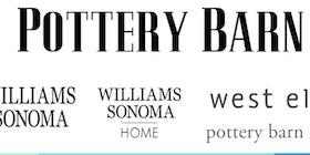 DESIGNERS WINE TASTING POTTERY BARN WILLIAMS SONOMA WEST ELM ASID