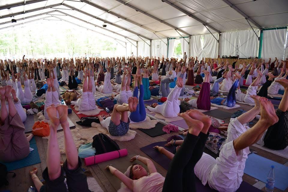 Yoga - Dissolvi i tuoi limiti - Collegno