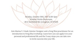 Lunch Learn Intro To Feng Shui Marina V Umali Interior Designer