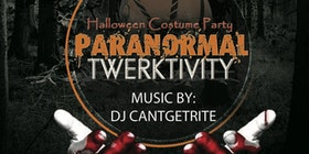 paranormal twerktivity halloween costume party tickets - Halloween Events In Va