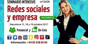 Seminario Redes Sociales y Empresa - Intensivo - 24ª...