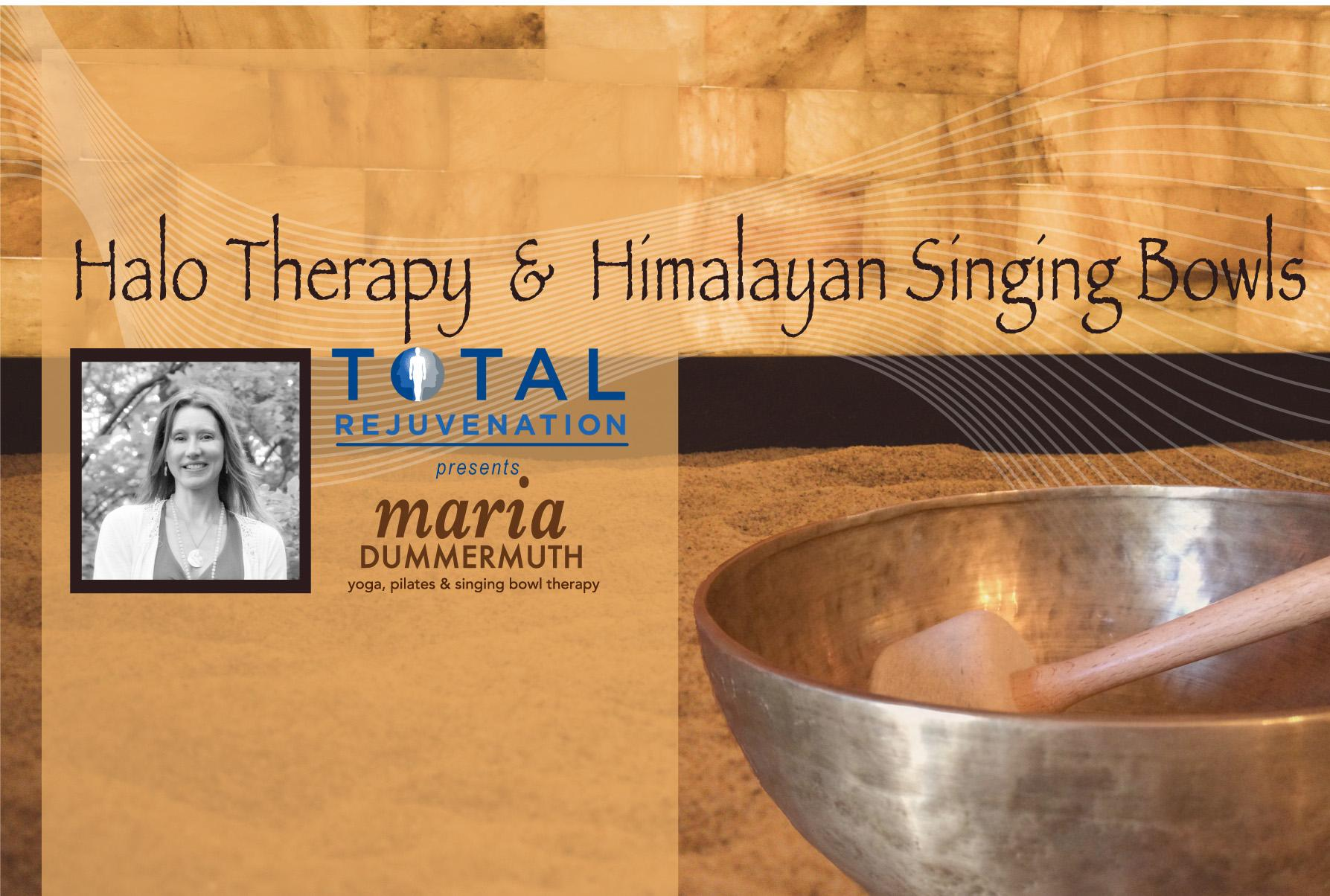Halo Therapy & Singing Bowls Meditation • Apr