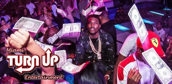 King of Diamonds Miami Party Package Presented By Miami Turn up