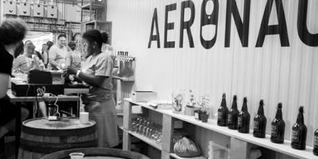 Boston: 3rd Annual Beer Tasting and Auction at Aeronaut Brewing Co. tickets