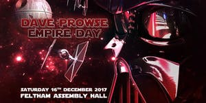 The Dave Prowse Darth Vader Empire Day