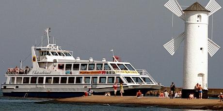 Hafenrundfahrt Swinemünde - das Schiff m/s Chateaubriand Tickets