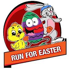 Run for Easter logo