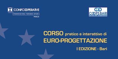 Corso Pratico ed Interattivo in Euro-Progettazione (I Edizione/Bari)