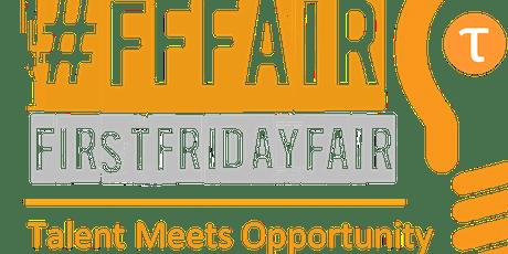 Monthly #FirstFridayFair Virtual Business, Data & Technology Job Fair (#Online) tickets
