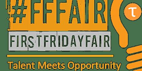 Monthly #FirstFridayFair Business, Data & Tech (Virtual Event) - Boston (#BOS) tickets