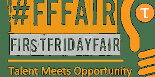 Monthly #FirstFridayFair Business, Data & Tech (Virtual Event) - Boston (#BOS)