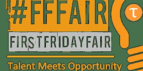Monthly #FirstFridayFair Business, Data & Tech (Virtual Event) - #MAD tickets