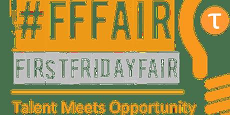 Monthly #FirstFridayFair Business, Data & Tech (Virtual Event) - Melbourne (#MEL) tickets