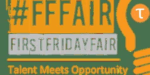 Monthly #FirstFridayFair Business, Data & Tech (Virtual Event) - Dallas (#DFW)