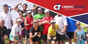 Cardio Tennis Training Course (LEVEL 1) coming to San...