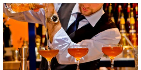 Bartender Certification