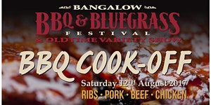 Bangalow BBQ Competition 2018