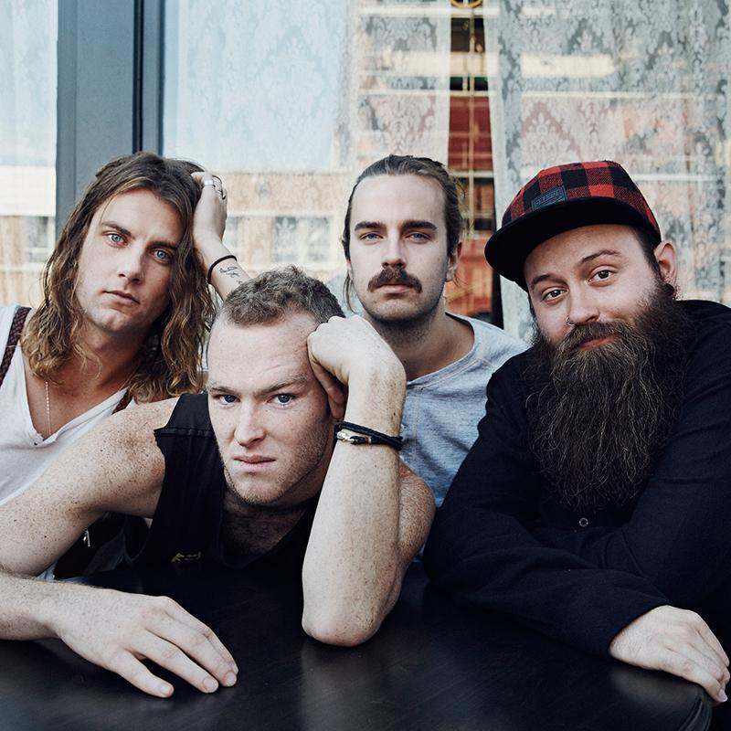 Judah & the Lion – Going to Mars Tour