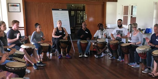 DRUMBEAT 3 Day Facilitator Training - Devonport