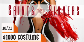 saints sinners halloween party tickets - Halloween Parties In St Louis