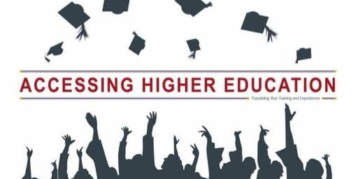Accessing Higher Education Track- Mainside