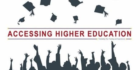 Accessing Higher Education Track- SOI tickets