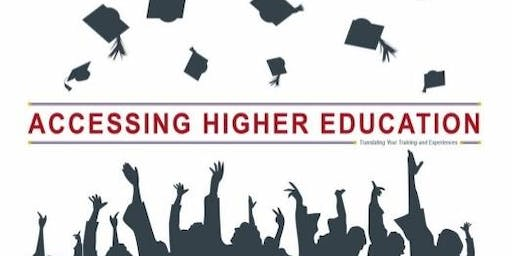 Accessing Higher Education Track- SOI
