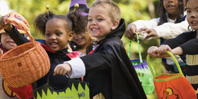 kids club halloween party at pinstripes edina tickets - Minneapolis Halloween Events