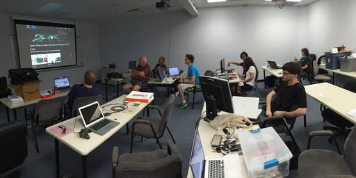 Central Florida Raspberry Pi Users Group's Raspberry Pi Jam!