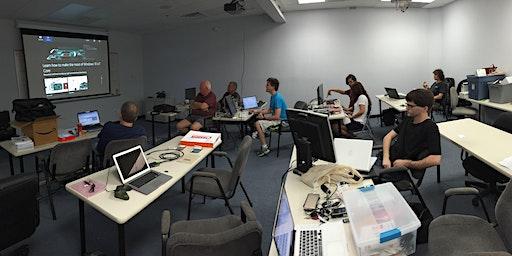 Central Florida Raspberry Pi Users Group's Raspberry Pi Jam!