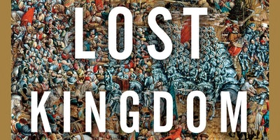 Lost Kingdom with author Serhii Plokhy, book signing and presentation