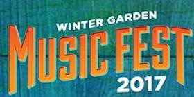 Winter Garden Music Fest Tickets