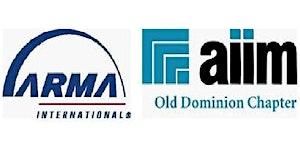 Richmond AIIM & ARMA November 8, 2017 Lunch and Seminar