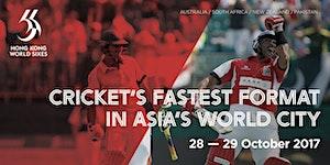 Private Box Tickets @ Hong Kong World Sixes