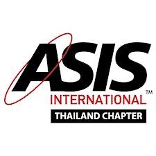 ASIS Thailand Chapter logo