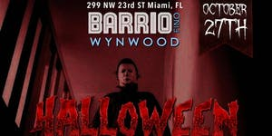 Halloween Party at Haunted Barrio Lounge Wyndwood