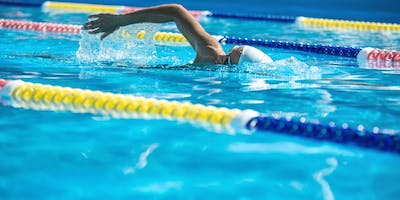 Masterclass: 5 Stage Front Crawl Course