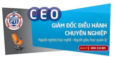 Khoá học CEO -Gíam đốc điều hành chuyên nghiệp