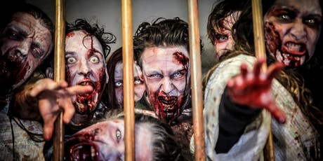 Zombie SWAT Training: An Immersive Scare Experience tickets