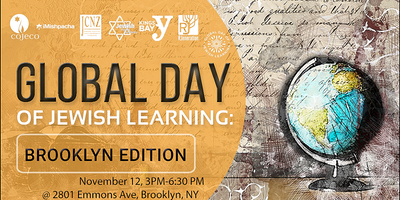 Global Day of Jewish Learning: Brooklyn Edition